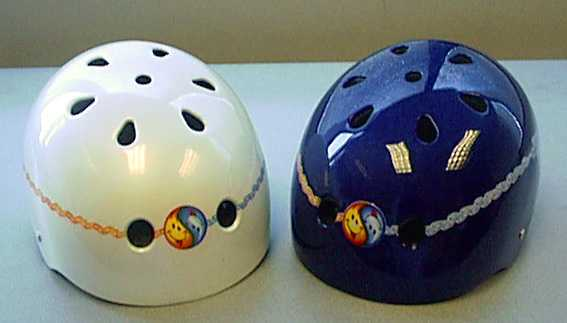 Recalled helmet photo